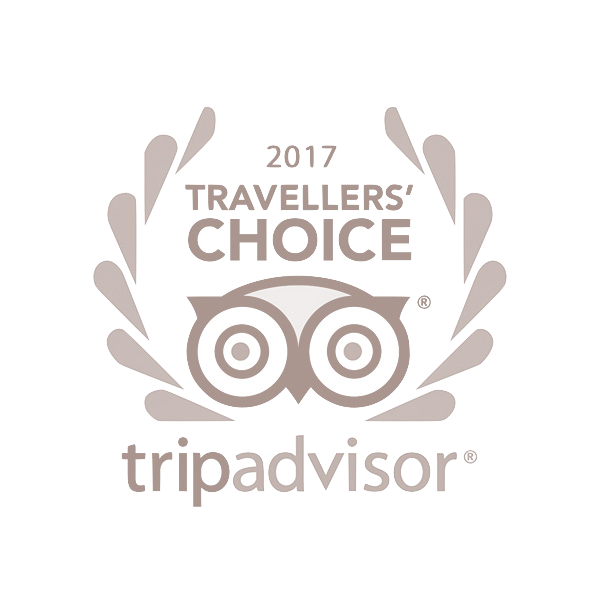 Travelers' choice. Tripadvisor